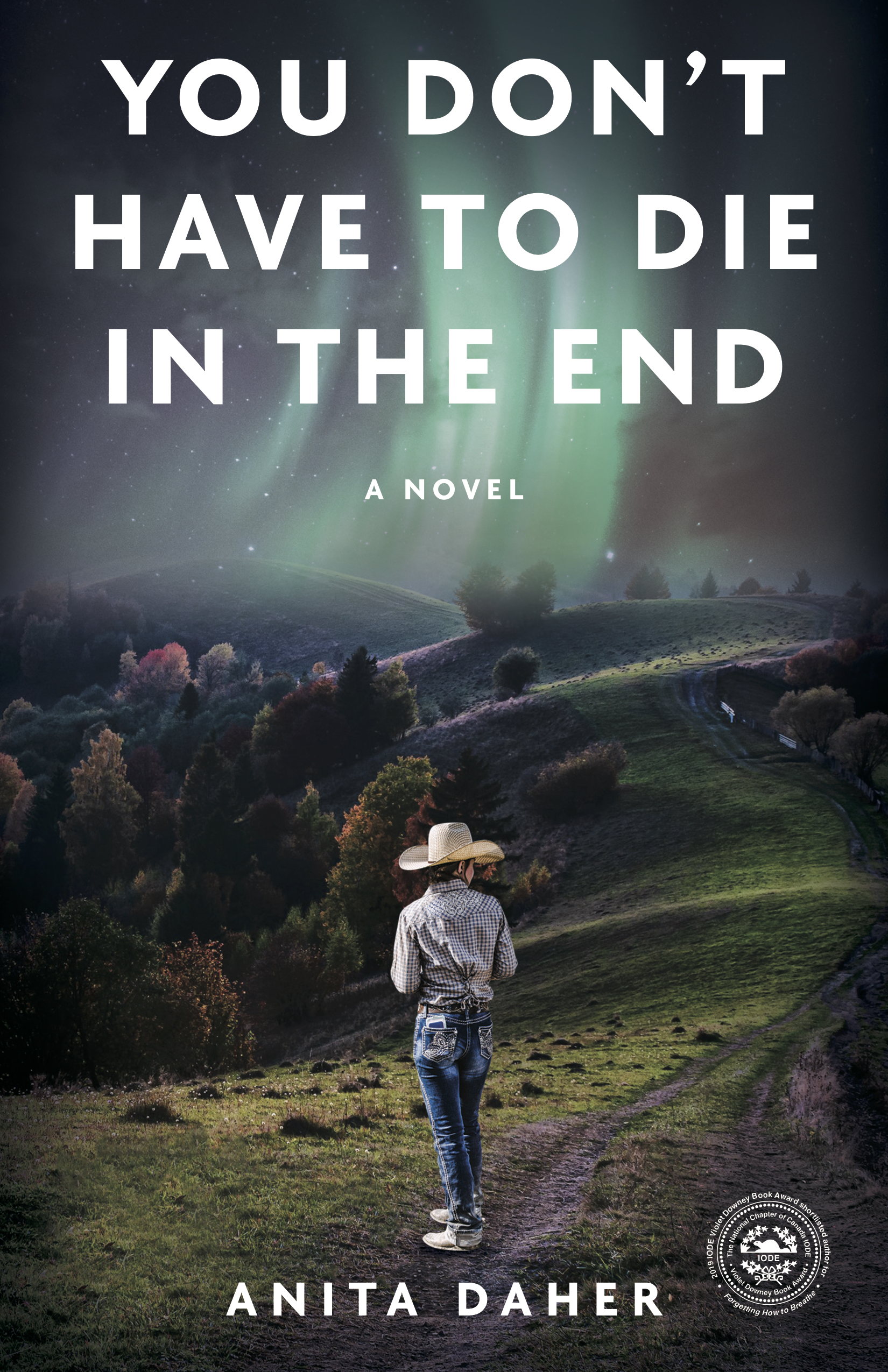 Daher Anita You Dont Have to Die in the End Book Jacket